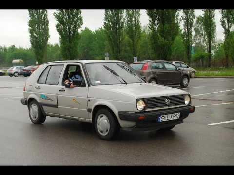 Volkswagen Golf 2 my first car