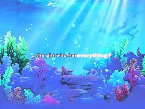 Rin Oikawa - Part Of Your World [Lovebeat Disney Lead Track] (Lyrics)