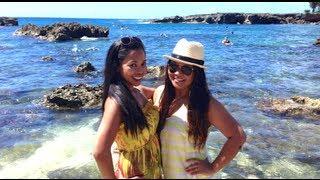 Waimea Beach, Shrimp Truck, & Shave Ice! (may 17, 2013) - Maryberryvlogs
