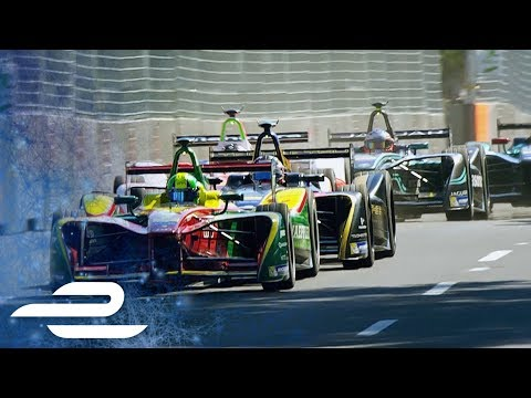 Di Grassi vs Buemi: From Heaven To Hell - Formula E