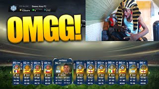 THE BEST TOTS PACK OPENING EVER !!!! - FIFA 15