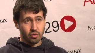 """Растеряев о клипе на песню """"Комбайнеры"""""""