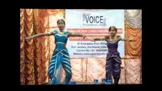 Voice Foundation Mihijam Certificate Distribution (Dance Kehta Hai Mera Dil)