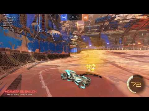 Rocket League - RANK UP  Grand Champion Season 2 !