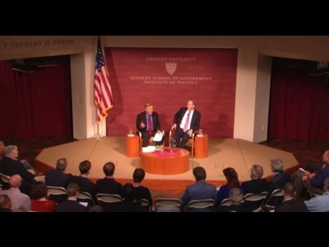 American Foreign Policy: Does it Begin at Home? | Institute of Politics