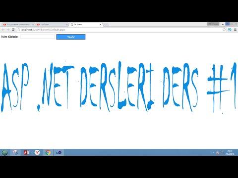 Asp Net Labele Metin Yazdırma (www.programciarkadasim.com)