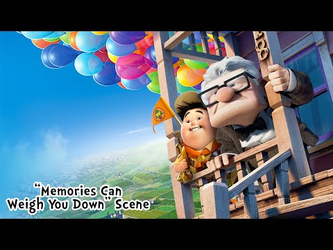 Up Memories Can Weigh You Down Scene Youtube