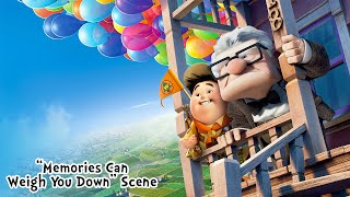 """Up - Memories Can Weigh You Down"" scene"
