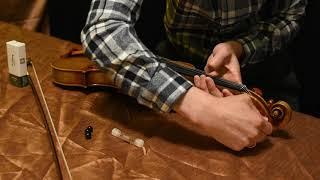 String Bean Installation Tutorial Tonal Enrichment for Violin Viola Cello