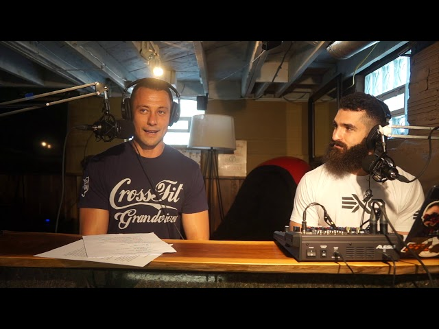 Crossfit Grandview Podcast - Episode 15 - Joey's Journey