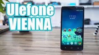 Review Ulefone Vienna - El móvil Chino con mejor sonido?