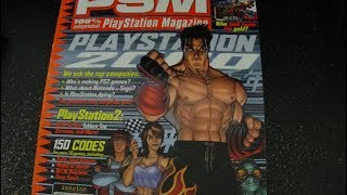 PlayStation 2000 interview (PSM issue 29)