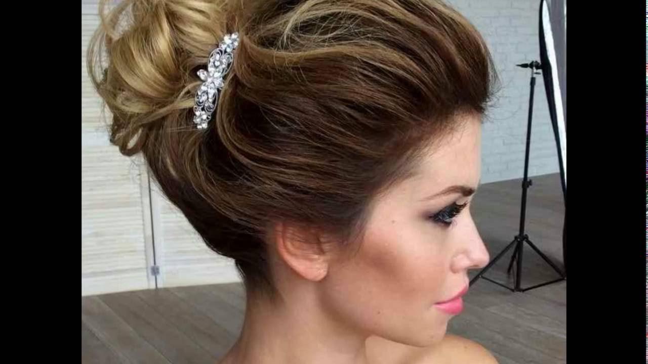 30 Bridesmaid Hairstyles For Short Hair Updos | Bridesmaid ...