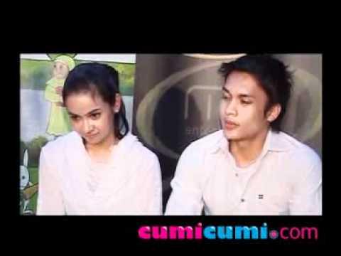 Bulan Ramadhan, Chelsea Olivia & Randy Pangalila Berbagi Kasih - CumiCumi.com