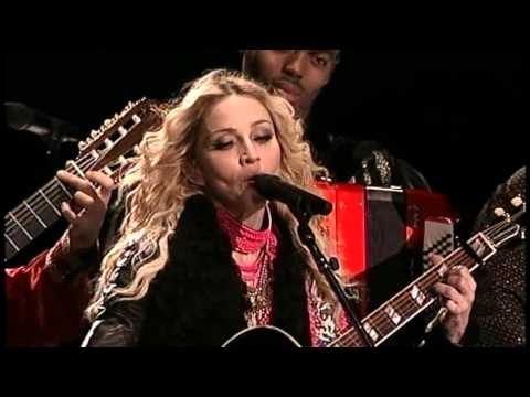 Madonna - You Must Love Me (Live from Lisbon)  PRO SHOT