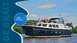 Heerlijk op het water genieten - Yachtcharter De Drait