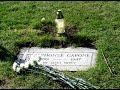 Capone, Nitti, O'Banion, Weiss, Burial Site Mt. Carmel Cemetery
