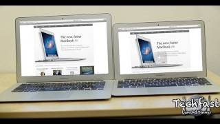 2011 11 vs 13 MacBook Air Review & Comparison + Benchmarks