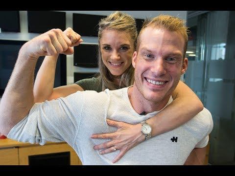 AMAZING RACE CANADA WINNERS:  Courtney And Adam Cross The Finish Line!