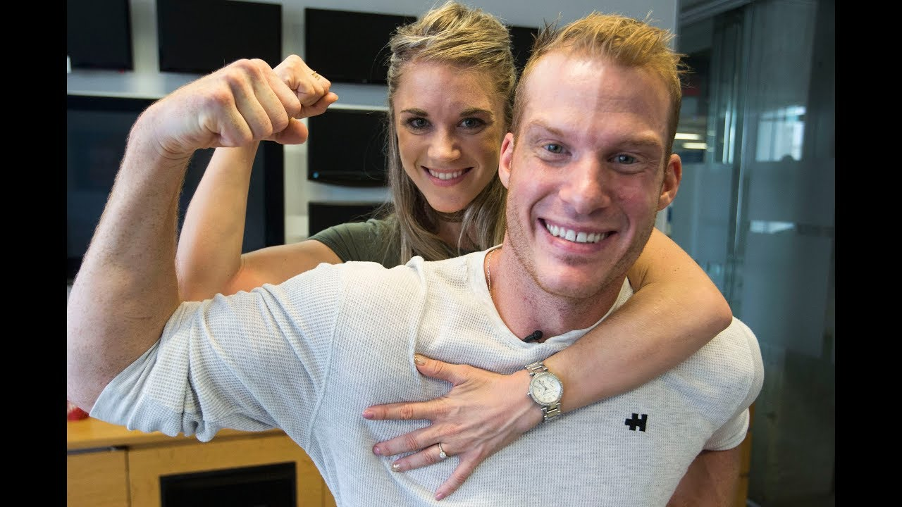 Jon Montgomery loses his cool as 'Amazing Race Canada' hits