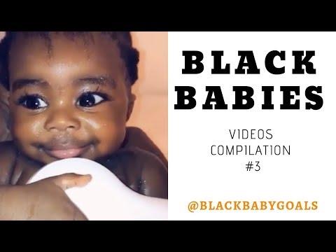 BLACK BABIES Videos Compilation #3 | Black Baby Goals