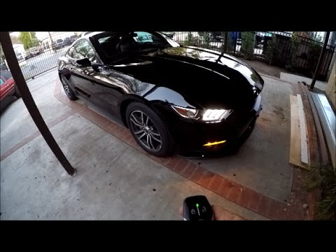 2016 Ford Mustang 2 3l Ecoboost 0 60 Small Review Youtube
