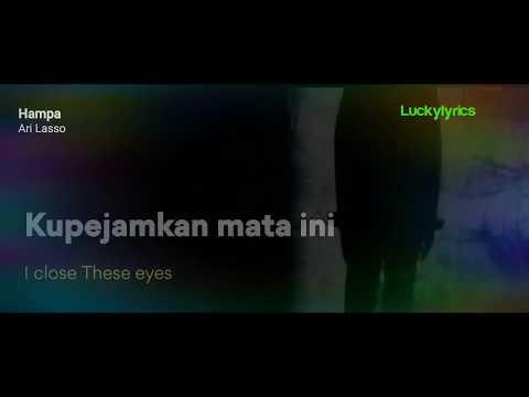 ari-lasso---hampa-lyric/lirik-lagu