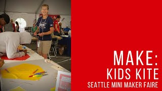 Kites at the Seattle Mini Maker Faire
