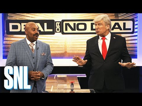 Bill Handel - SNL's Game Of Deal Or No Deal: The Government Shutdown Edition