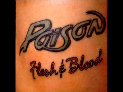Poison Flesh & Blood - Poor Boy Blues