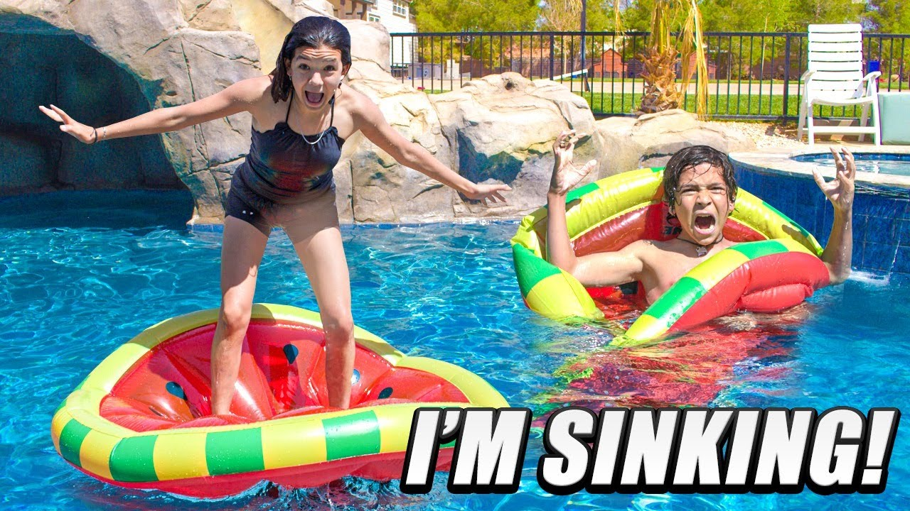 Last to Sink WINS $1000 PARTY!!