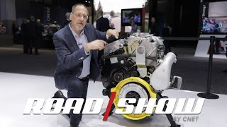 On Cars - Mind-bending engine leaves the lab for the road thumbnail