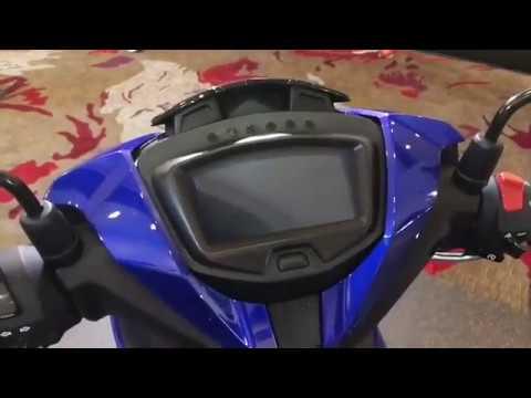 พาชม New Yamaha Exciter 150 และ FreeGo 125 เปิดราคางามๆที่ 5.09 หมื่นบาท และ 6.3 หมื่นบาท