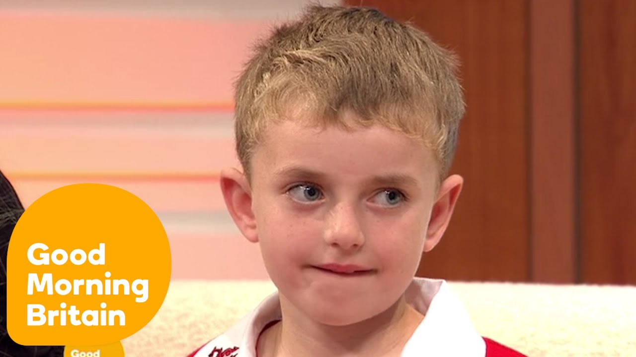 Six Year Old Boy Saved His Pregnant Mum s Life