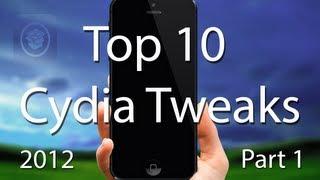 Top 10 Best Cydia Tweaks 2012/2013 - Part 1