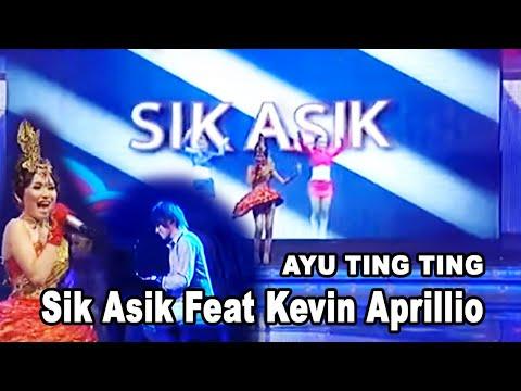 [Live] Ayu Ting Ting - Sik Asik Feat Kevin Aprillio at MNC TV