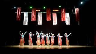 Tari Lenggang Kangkung , Pentas Tari Daerah 2018, Teater Kecil Taman Ismail Marzuki