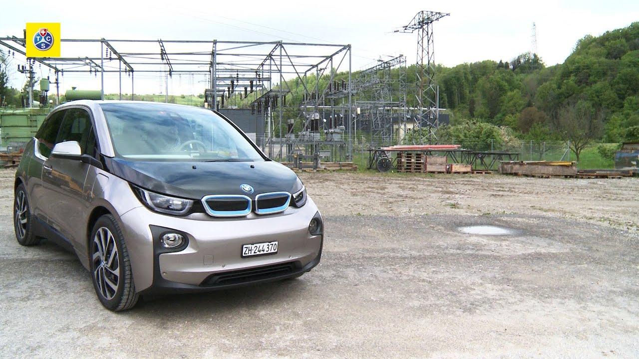 BMW i3 REx Autotest
