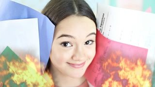 How NOT to do your HOMEWORK | BEST Homework Excuses | Fiona Frills