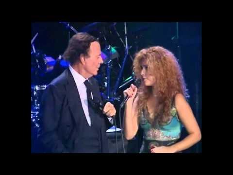 Julio Iglesias & Liel Kolet All of you (live) HD