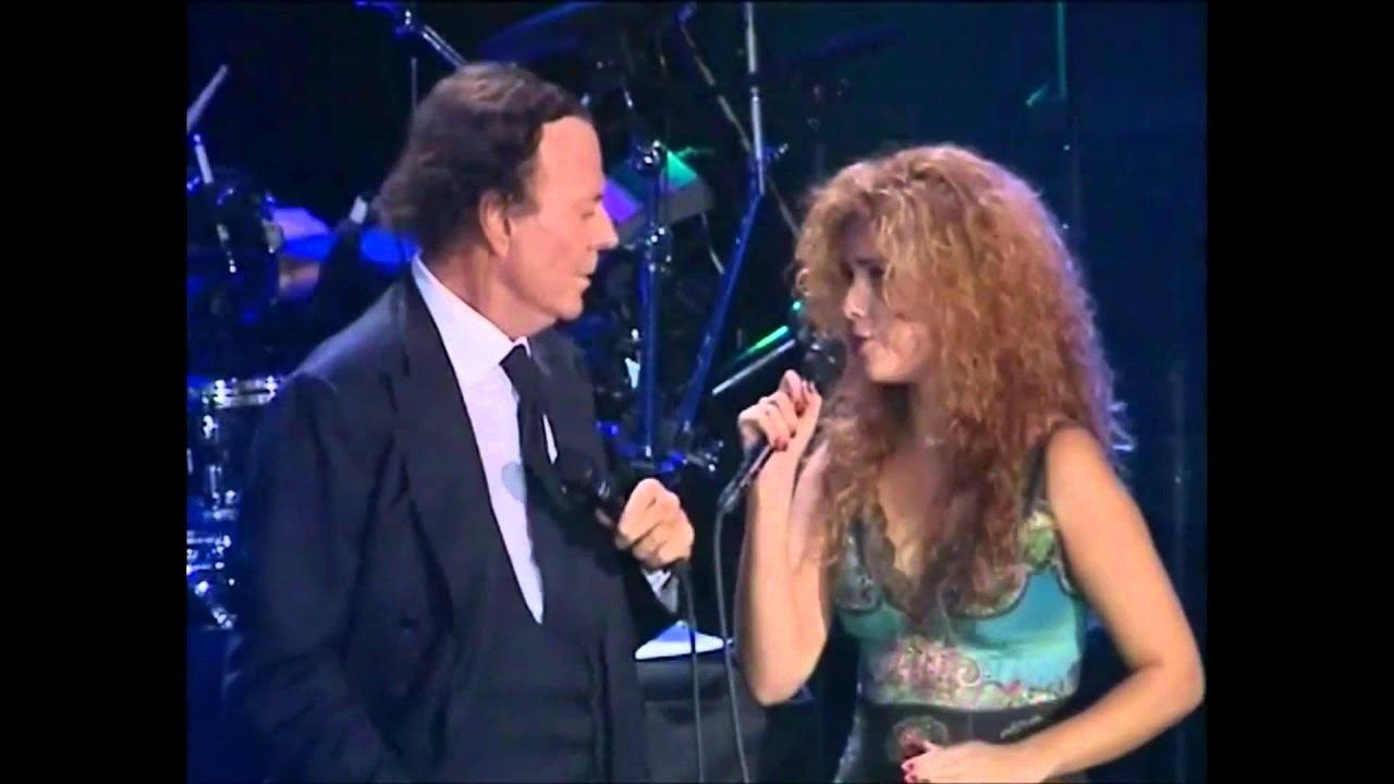 Julio Iglesias & Liel Kolet All of you live HD