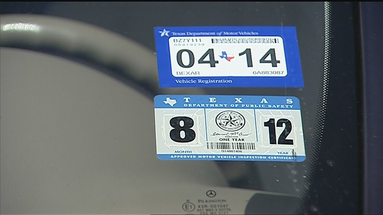 Texas Car Inspection >> Texas Considering Bill To End State Vehicle Inspections
