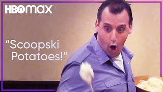 Impractical Jokers  Have A Scoopski Potatoes Challenge  HBO Max