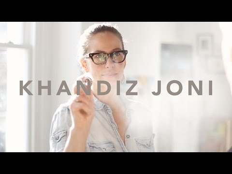 WHAT'S YOUR LEGACY meets Khandiz Joni from Novel Beings