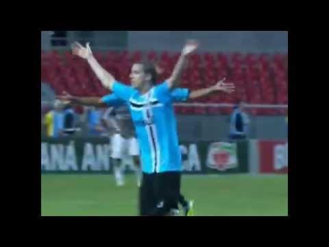 gols Adílson - Grêmio