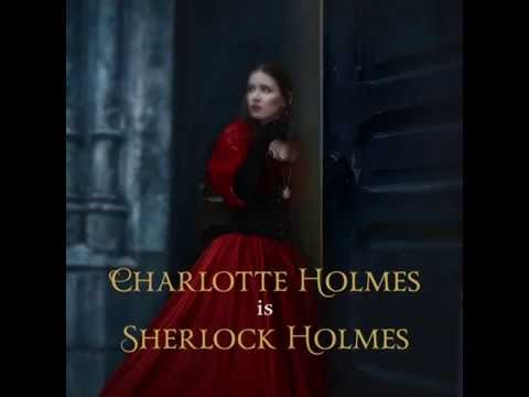 Lady Sherlock Book Trailer Video Author Sherry Thomas