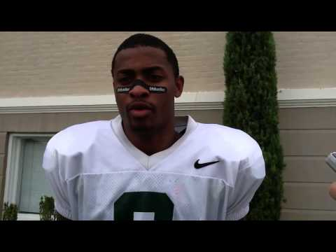 "Tulane CB Lorenzo Doss says QB Tanner Lee has ""swagger:"" video"