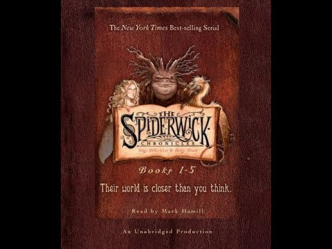 The Spiderwick Chronicles: The Field Guide Audiobook