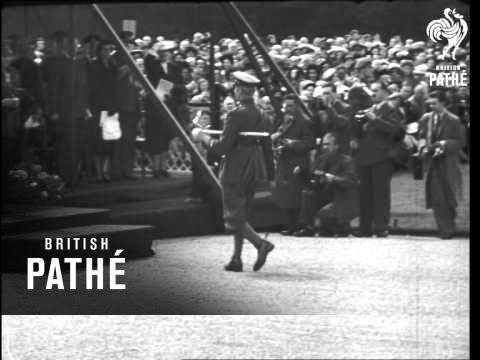 King At Sandhurst (1948)