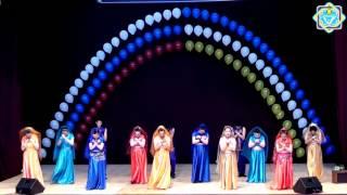 Индийский танец - Хоринская ЦРБ